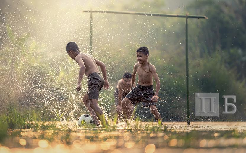 Красота футбола