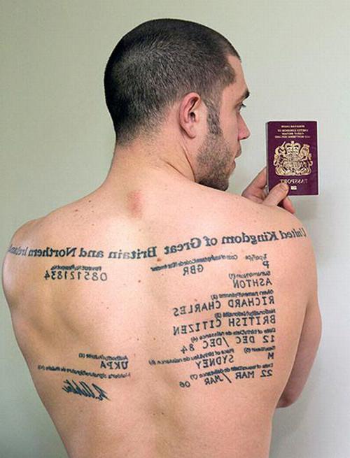 Паспорт в бк идентификация
