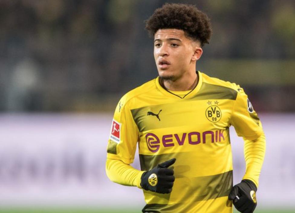 Полузащитник дортмундской «Боруссии» Джейдон Санчо планирует сменить клуб.
