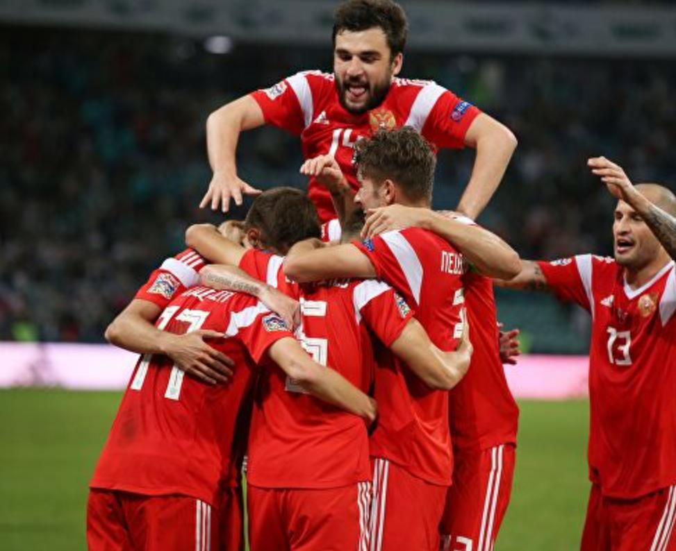 Стала известна сумма премиальных за выход сборной России на Евро-2020.
