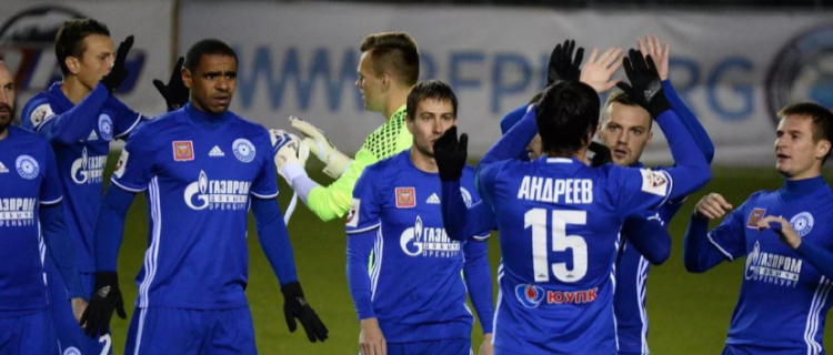 Некоторые футболисты «Оренбурга» сдали тест на коронавирус