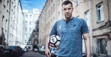 Форвард «Зенита» Артем Дзюба высказался о рестарте чемпионата России