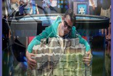 Экспресс из 5 матчей, принёс беттеру 911 тысяч рублей