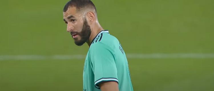 Реал Мадрид вышел на первое место в турнирной таблице