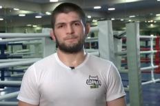 Хабиб Нурмагомедов высказался о своём ближайшем будущем