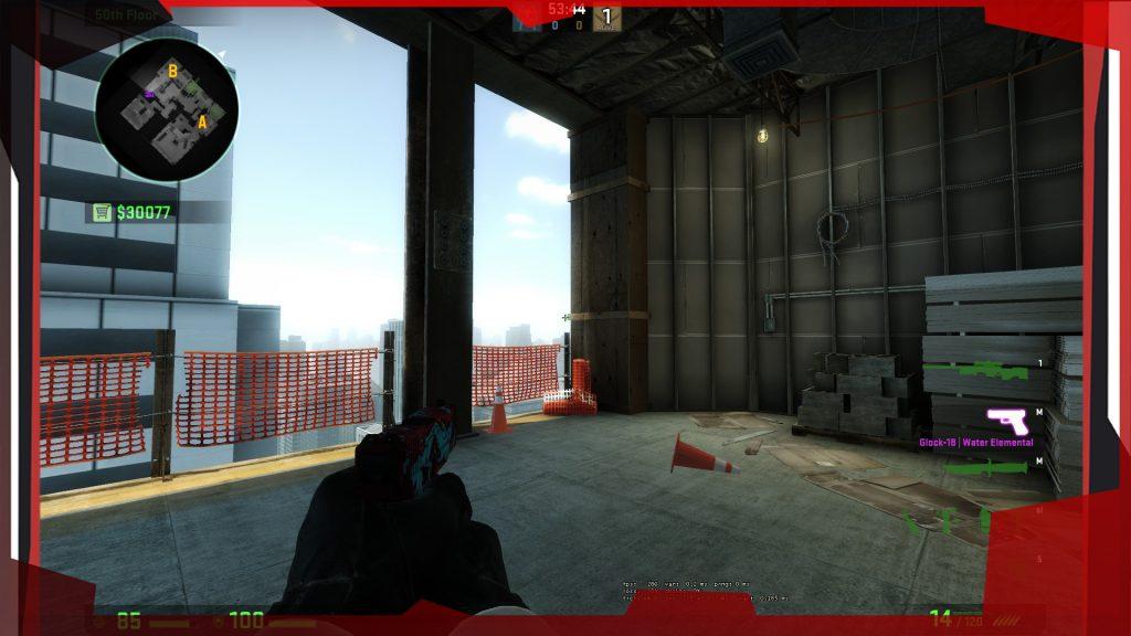 Раскидки дыма и тактические советы на карте Vertigo CS:GO
