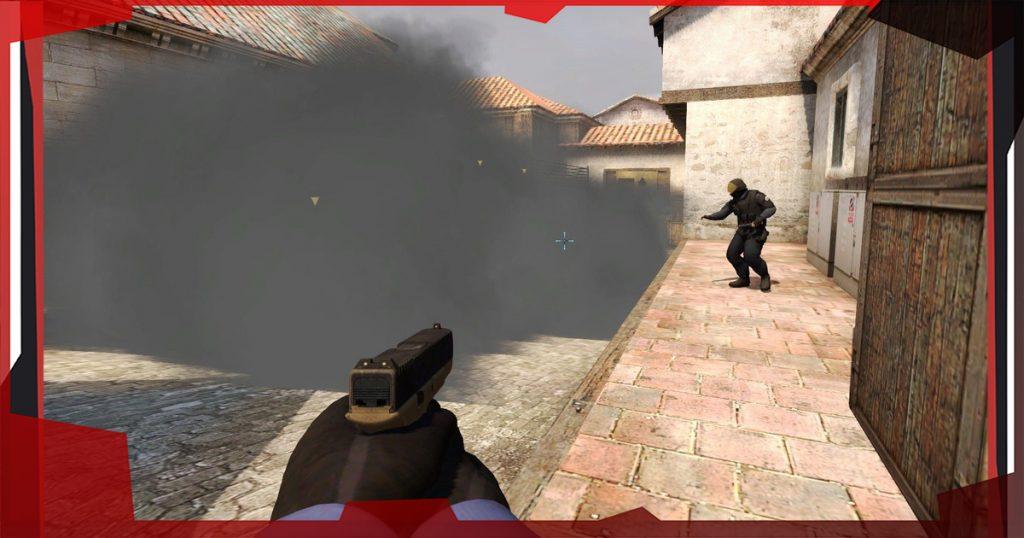 Valve исправила баг с просвечиванием дымовых гранат CS:GO