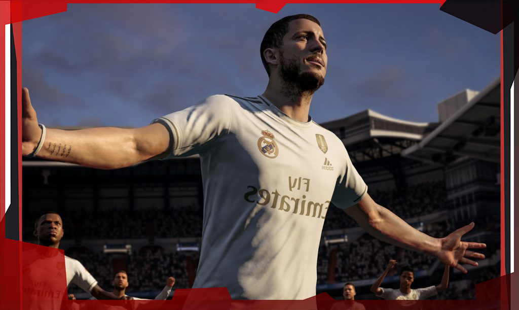 FIFA 20 возглавила розничный чарт продаж в России