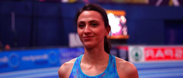 Мария Ласицкене может оказаться в сборной Беларуси