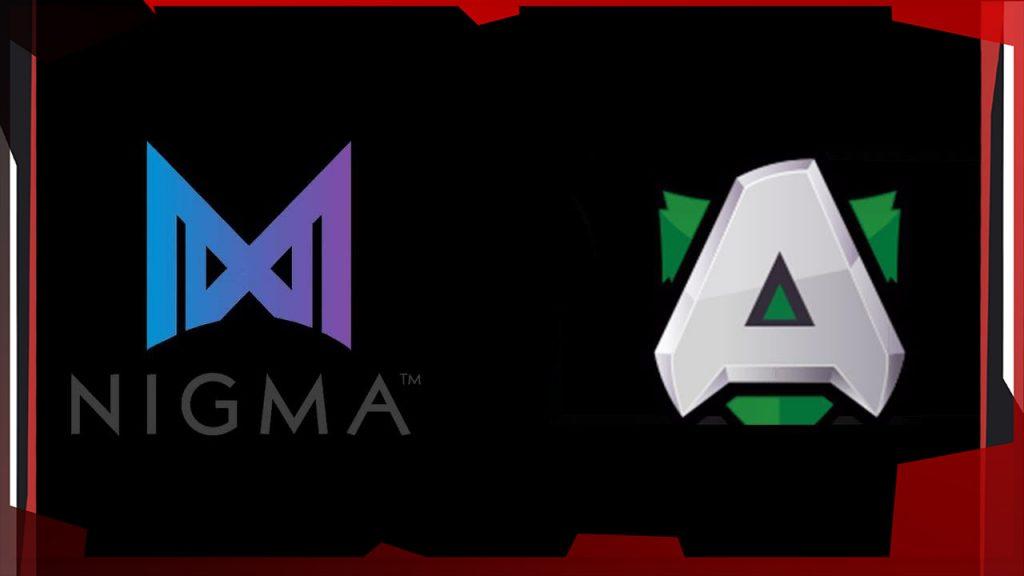 Alliance и Nigma вышли в финал верхней сетки OGA Dota PIT