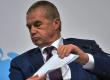 """Медведев получил штраф за неуместные слова о """"Спартаке"""""""