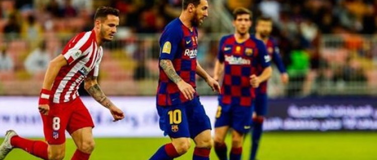Барселона не смогла обыграть Атлетико Мадрид
