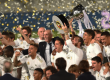 """""""Реал Мадрид"""" обыграл """"Вильярреал"""" и досрочно стал чемпионом Ла Лиги"""