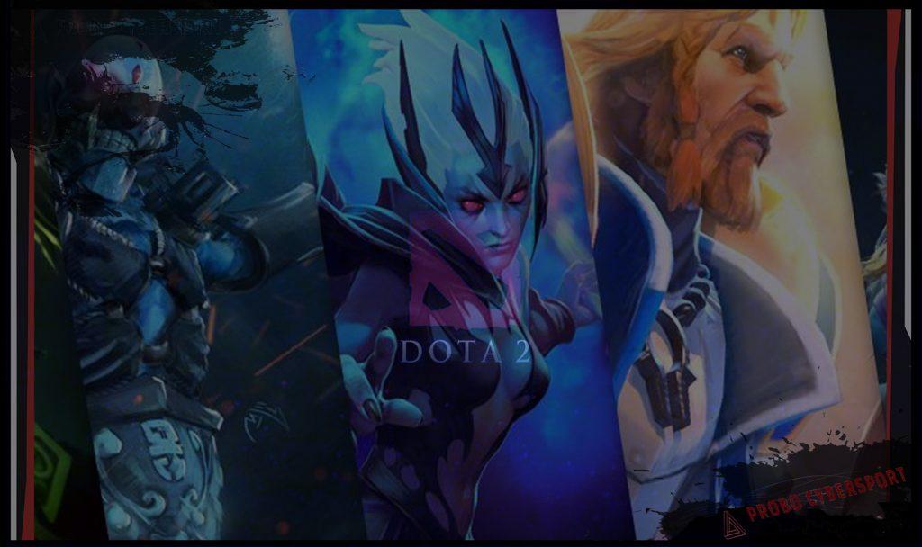 Топ героев 5-ой позиции на лоу ммр в Dota 2