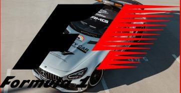Формула-1 показала новую машину безопасности