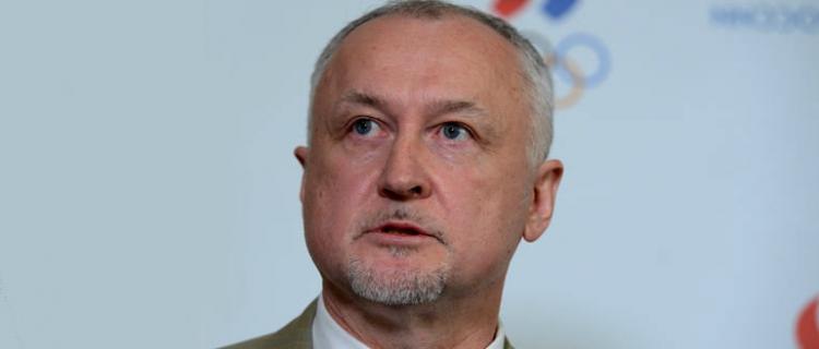 Официально: Юрий Ганус уволен с поста главы РУСАДА
