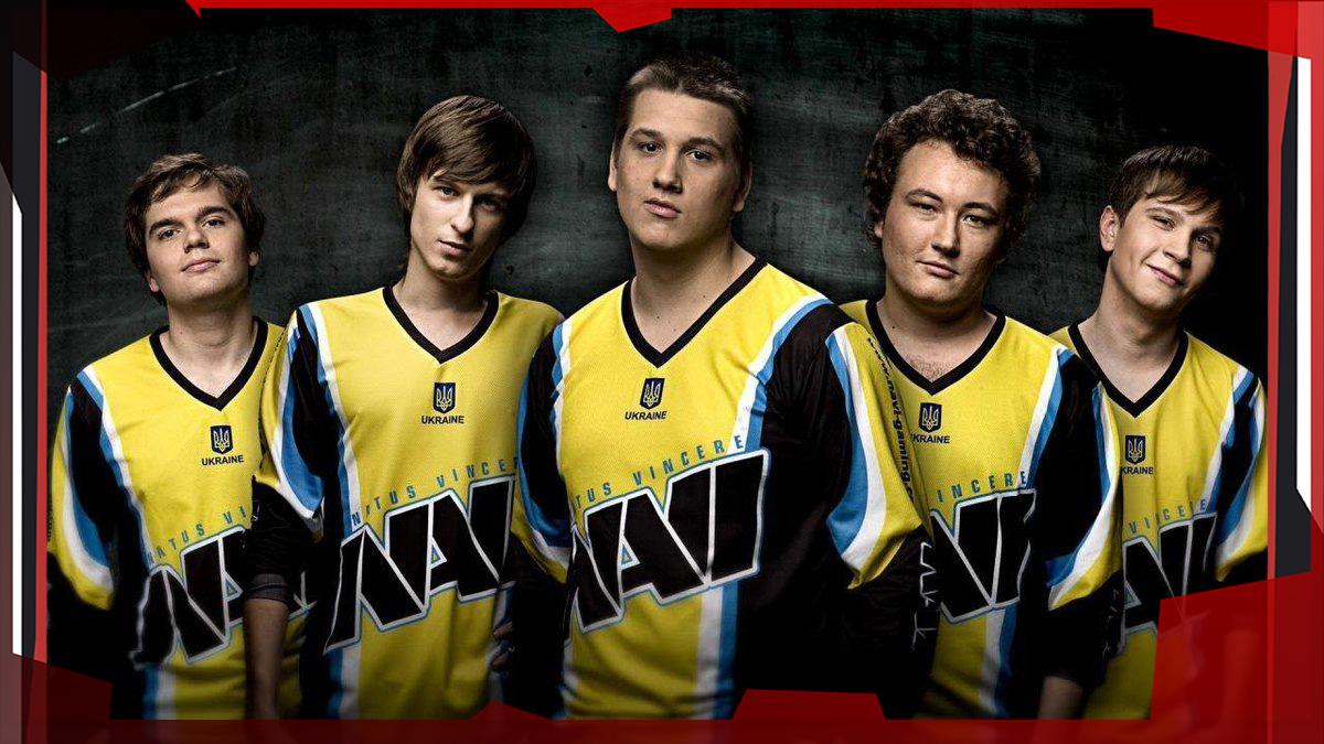 История легендарной команды Natus Vincere