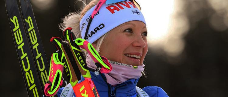 Кайса Мякяряйнен начала тренерскую карьеру