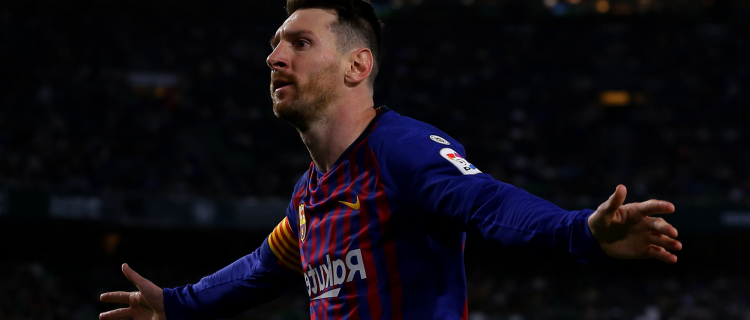 """Президент """"Барселоны"""" сообщил, что Месси останется в команде"""