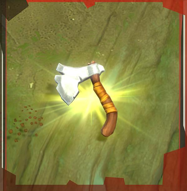 Quelling Blade (Топорик) в Dota 2