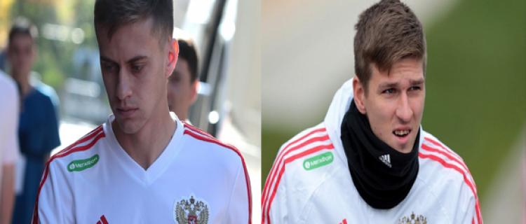 Александр Соболев и Даниил Фомин вызваны в сборную России