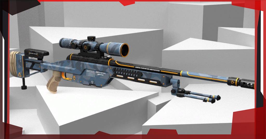Снайперские винтовки CS:GO. Всё об оружии в CS:GO