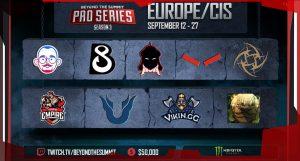 Beyond The Summit анонсировала новый чемпионат Европы и CНГ