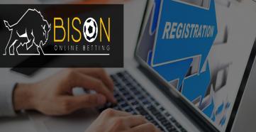 Регистрация в БК Bison