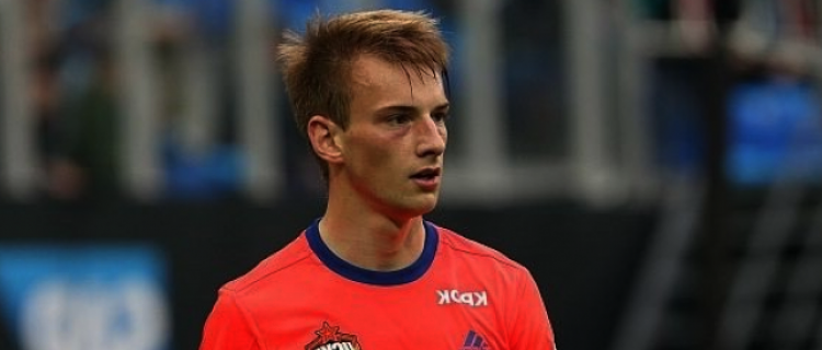 Константин Кучаев - лучший игрок августа в РПЛ