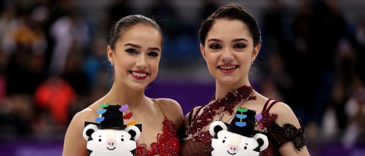 """Елена Исинбаева: """"Медведева и Загитова были бы отличным дуэтом"""""""