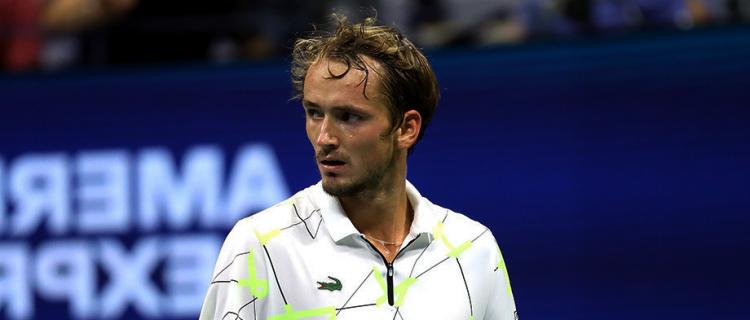 Даниил Медведев высказался о своей победе в первом круге US Open