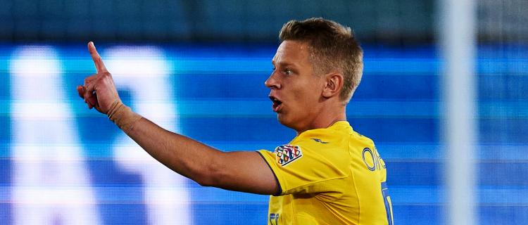 Александр Зинченко выбыл на три недели из-за травмы
