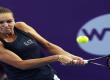 Вероника Кудерметова вышла во второй круг турнира в Чехии