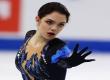 Евгения Медведева приступила к прыжкам после травмы спины