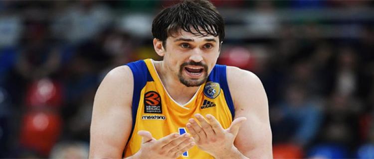 Алексей Швед не сыграет в квалификации Евробаскета-2022