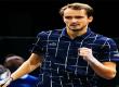 Даниил Медведев поднялся на четвёртое место рейтинга ATP
