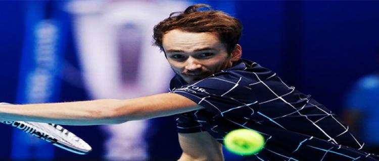 Даниил Медведев выиграл Итоговый турнир ATP