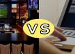 Онлайн-ставки и ставки в наземных ППС: сравнение