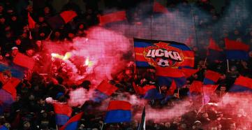ФК ЦСКА оштрафован на 200 тыс. рублей за нарушение санитарных норм