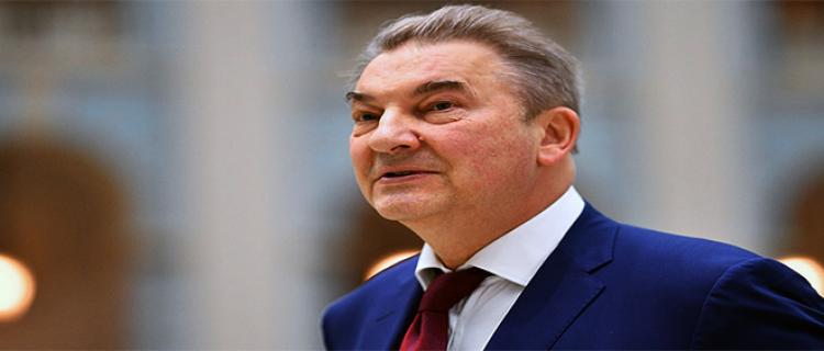 Владислав Третьяк обозначил задачу молодёжной сборной России