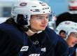 Александр Романов забросил дебютную шайбу в НХЛ