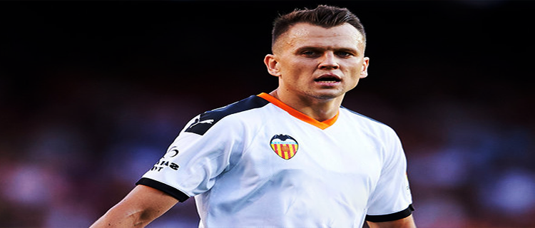 Денис Черышев пропустит два ближайших матча «Валенсии»