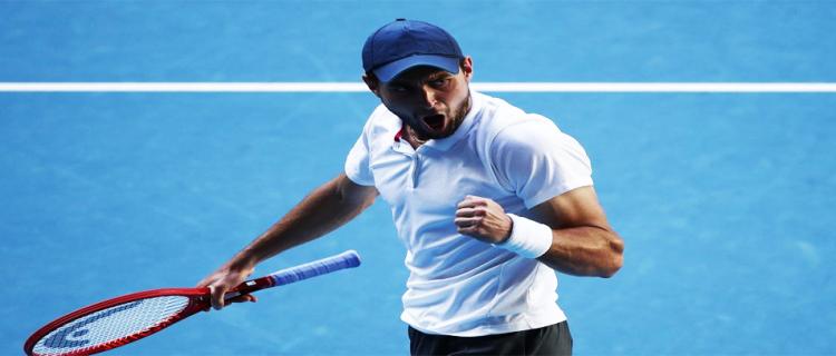 Аслан Карацев сенсационно вышел в полуфинал Australian Open