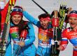 Российские лыжницы вышли в четвертьфинал чемпионата мира