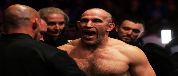 Алексей Олейник исключён из обновлённого рейтинга UFC