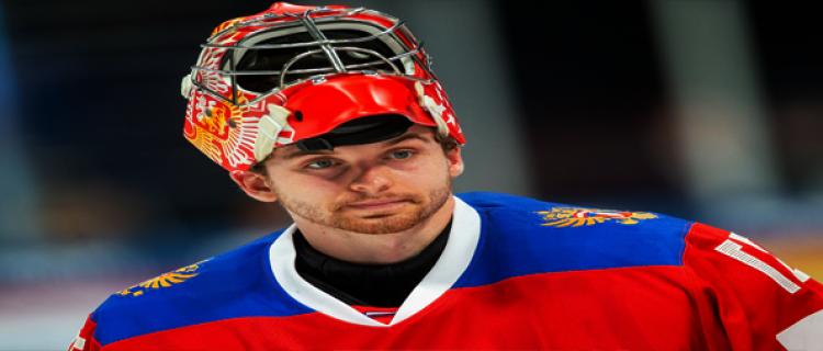 Илья Сорокин признан первой звездой игрового дня в НХЛ