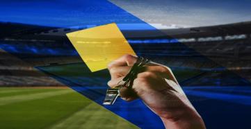 Ставки на жёлтые карточки в футболе