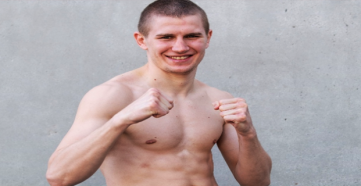 Сергей Богачук потерпел первое поражение в карьере