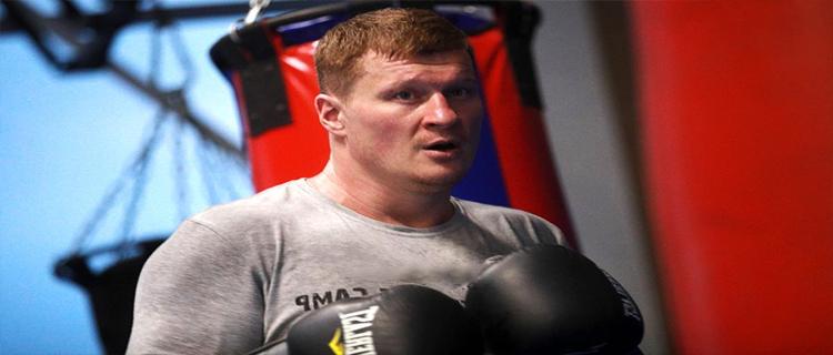 Николай Валуев посоветовал Александру Поветкину завершить карьеру