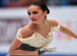 """Алина Загитова: """"Первая сессия прошла очень волнительно!"""""""